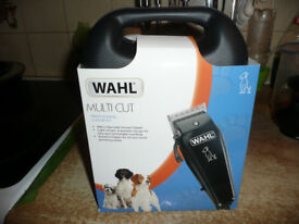 WAHL DOG GROOMING CLIPPERS