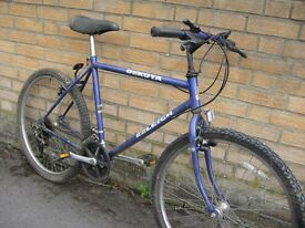 """LRG 20"""" Raleigh Dakota mountain bike - central Oxford - ready to ride"""