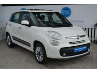 FIAT 500L Can't get car finance? Bad credit, unemployed? We can help!