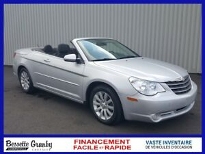 2010 Chrysler Sebring Touring-Convertible