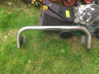 toyota hilux ball bar and sidesteps