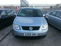 VW TOURAN 1.9 TDI FAMILY 7 SEATER
