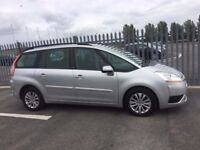 2007 Citroen Grand Picasso 1,8 litre 5dr 7 seater 1 owner
