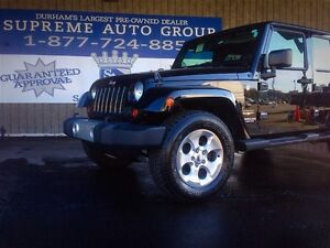 2009 Jeep WRANGLER UNLIMITED Upgraded Wheels