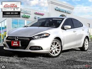 2013 Dodge Dart SXT *STICK SHIFT, RALLYE PKG & SUNROOF*