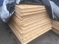 6x4 9mm osb ply boards £6 each