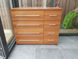 Chest Of Drawers and Bedside Drawers - Excellent Condition