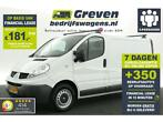 Renault Trafic 2.0 dCi T27 L1H1 Airco Cruise PDC Navi €181pm