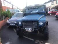 DEFENDER CHALLENGER 3000TDI SWAP TD5 90 110 RS TURBO COSWORTH FOCUS RS
