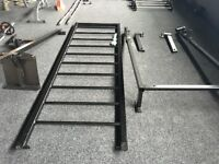 GYM EQUIPMENT SPIN BIKE CABLECROSSOVER BARBELL SET & GYM RIG