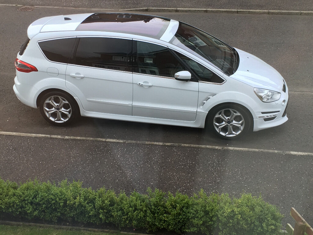 Ford S-MAX Titanium X SPORT (Immaculate Condition)