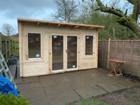 SHED & SUMMERHOUSE INSTALLATION - WE WILL BEAT ANY GENUINE QUOTE -