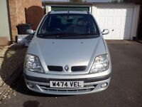 RENAULT SCENIC 1.6 SPORT ALIZE AUTOMATIC.