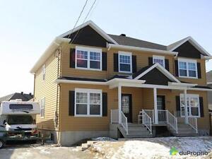 235 000$ - Jumelé à vendre à Sherbrooke (Rock Forest)