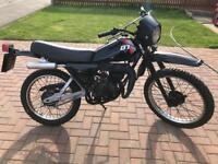 Yamaha dt80mx