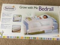 Bed rail/bed guard - NEW