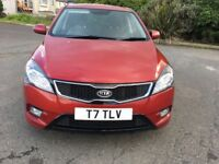 2011 Kia Ceed 3 for sale or possible part exchange.