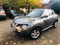 Nissan Juke ** 11k Miles** 65 Plate** Very Clean