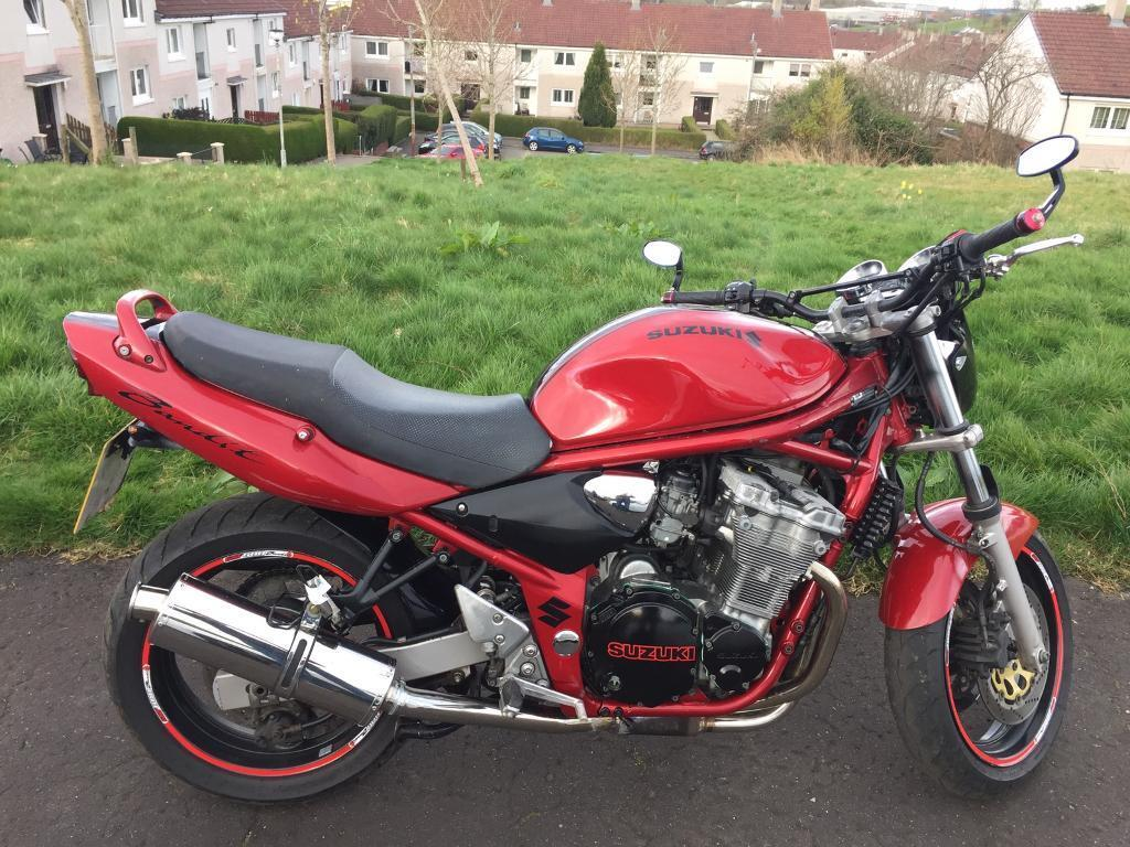 Suzuki Bandit 600 S 2002 | Motocicleta Amino Amino