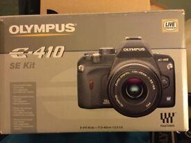 Olympus camera body