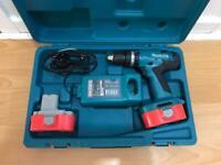 Makita 18v Cordless hammer drill mint condition