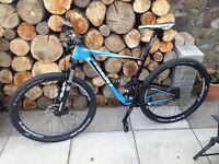 Giant Anthem X 29er Mountain Bike Size L