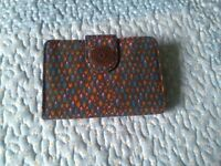 Beautiful Kipling Nevis purse.