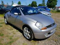 Ford StreetKa 1.6 Convertible.. 54 Plate