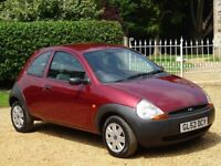 Ford KA 1.3 3dr LOW MILEAGE