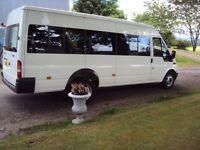 Ford Transit 53 17 Seat Minibus