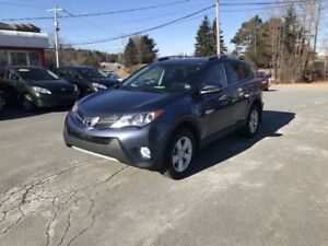 2013 Toyota RAV4 XLE (Own from $184 bi-weekly, w/ $0 down, OAC)