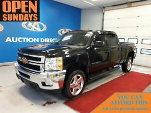 2014 Chevrolet SILVERADO 2500HD LTZ LEATHER! NAVI! 4X4! FINANCE