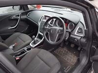Vauxhall Astra 1.6 petrol manual 2012 12 plate