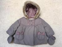 3-6 months coat