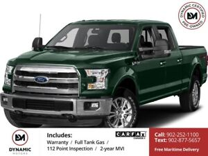 2015 Ford F-150 XLT XTR! CREW! ECOBOOST! OWN FOR $258 B/W, 0...