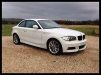 BMW 1 SERIES DIESEL COUPE 118D M SPORT 2dr