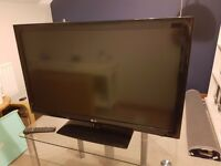 "42"" LG HD TV with Freeview"