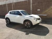 Nissan Juke n-tec diesel