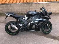 Kawasaki ZX10R 2015 Black