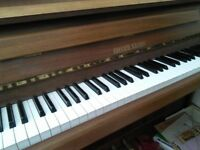 Kieger Kloss piano great condition