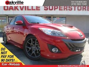 2010 Mazda Mazdaspeed3 W/ TECH PACKAGE | NAVIGATION | COBB CUSTO