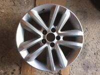 """Vauxhall Vectra C SRi 17"""" alloy wheel"""