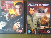 DVD'S FOR SALE - **£1** FOR BOTH