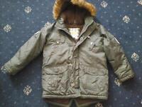 Great boys winter coat fron Next - Age 7