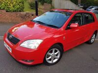 Lovely Toyota Corolla 1.6cc T Sprit,Full Service History,Mot,Lady owner,Great little car