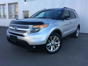 2013 Ford Explorer AWD, LEATHER, PAN SANROOF, NAV, BACKUP CAM.