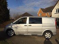 Mercedes Vito Sport SWB 115 6 Seater. No VAT!