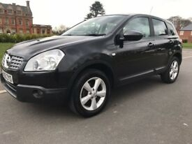 Nissan qashqai 1.5 diesel (px welcome at trade