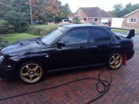 Subaru impreza look!!!