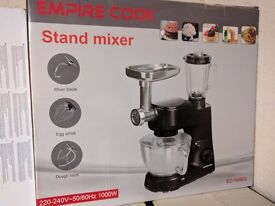 Empire Cook Stand Mixer, BARGAIN!